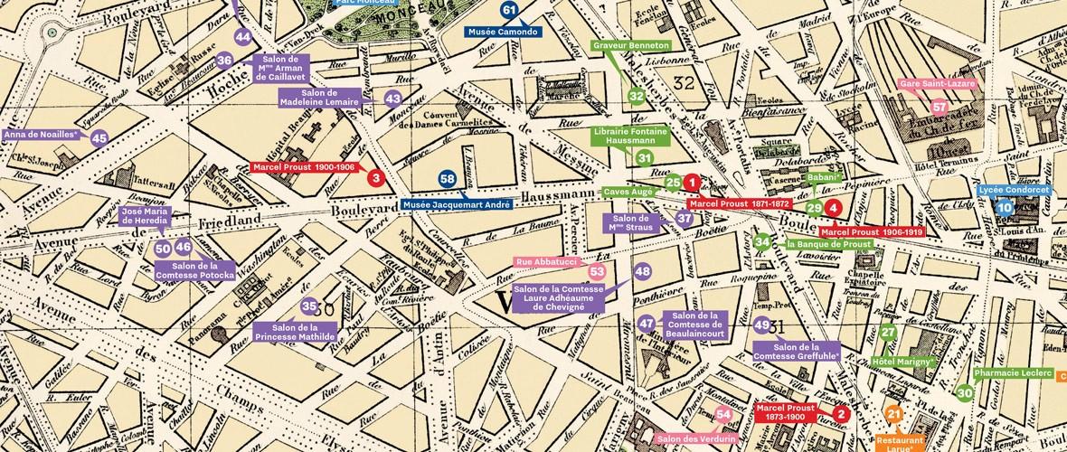 Proust Map