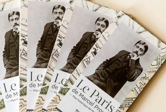 The Paris of Marcel Proust